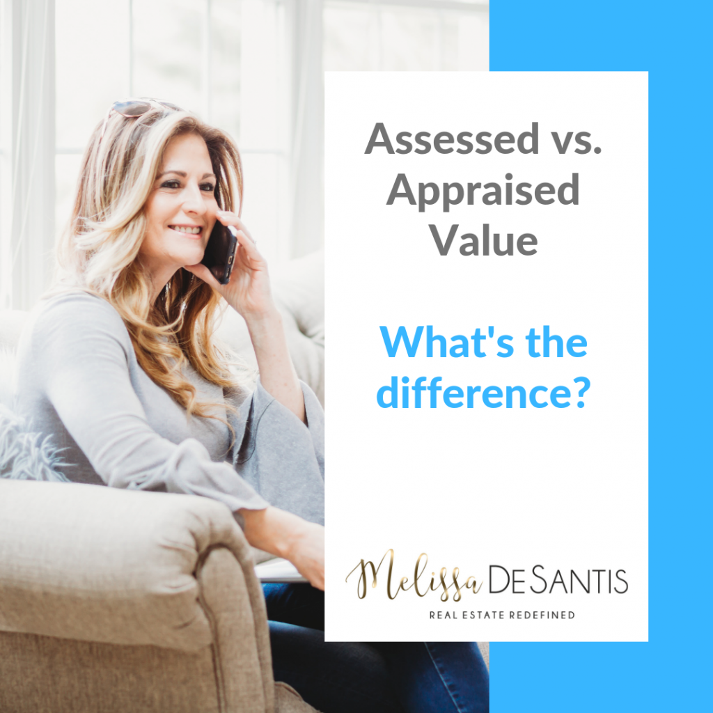 Assessed Vs. Appraised Value