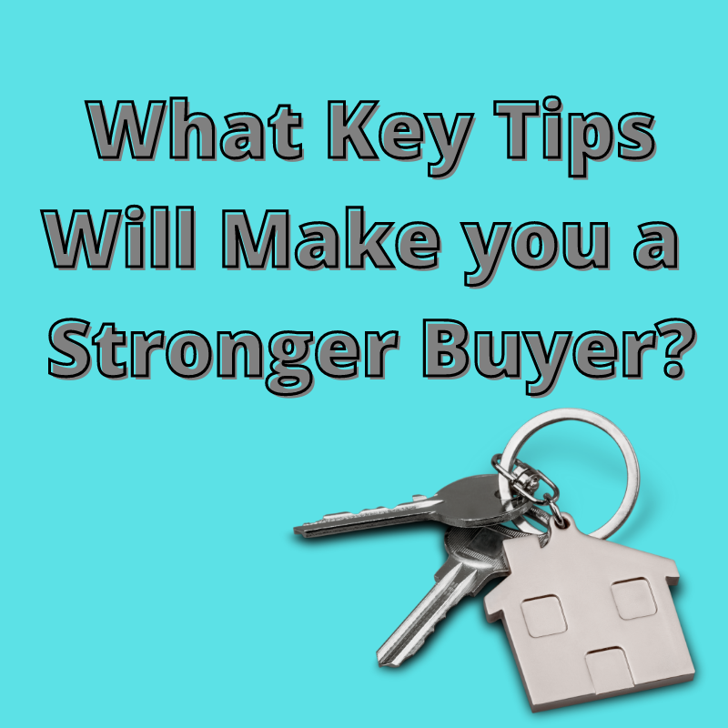 Q: Which Key Tips Will Make You a Stronger Buyer?