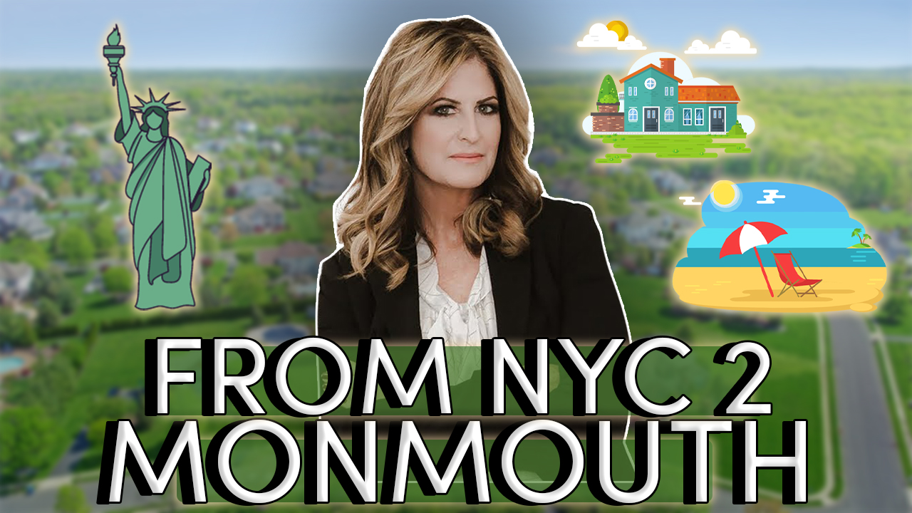 What You Need To Know If You're Moving From New York To Monmouth County